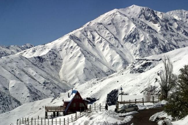 Disfruta Farellones Ski en Chile