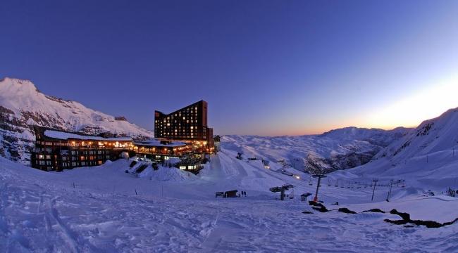 Disfruta la nieve en Chile